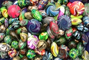 For sale in Geraldton - handmade polymer clay beads - big beads!