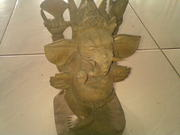 Art handycrafts of Indah creation(Bali)Ganesha statue