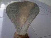 Fan Bone carving