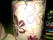 Balinese style flower bad cover(Bali)