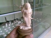 Art Gallery of Mr m Wayan Wetja's(bali)bone carving