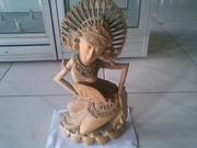 Art Handycrafts of Indah Creation(Bali)Balinese janger dancing