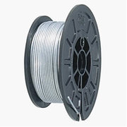 Galvanized annealed wire,  flexible and corrosion-resistant