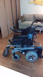 Quickie P-222 SE Power Wheelchair ***Brand New*** Never Used